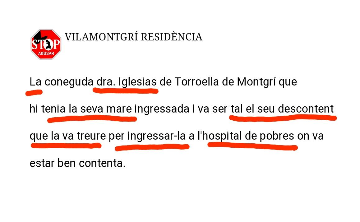 Vilamontgri residencia torroella montgri